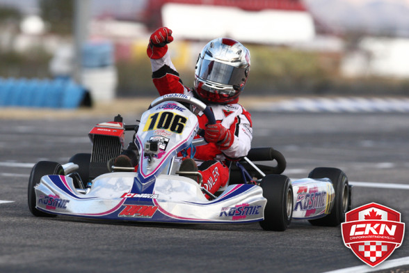 COTA: Dowler and Kacic Finish 1-2 in Mini-Max Saturday Final
